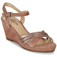 Zapatos Mujer Sandalias JB Martin QUOLIDAYS Camel