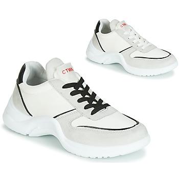 Zapatos Mujer Zapatillas bajas Chattawak ASTRAGALE Blanco