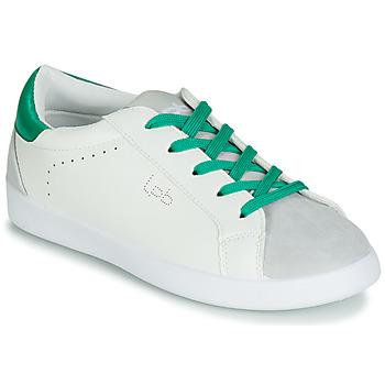 Zapatos Mujer Zapatillas bajas LPB Shoes ABIGAELE Blanco
