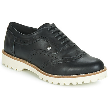 Zapatos Mujer Derbie LPB Shoes GISELE Negro