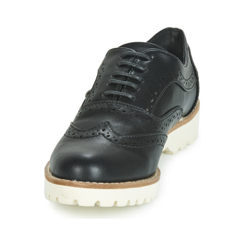 Lpb Zapatos Shoes Derbie Mujer Negro Gisele 0OPXw8kn