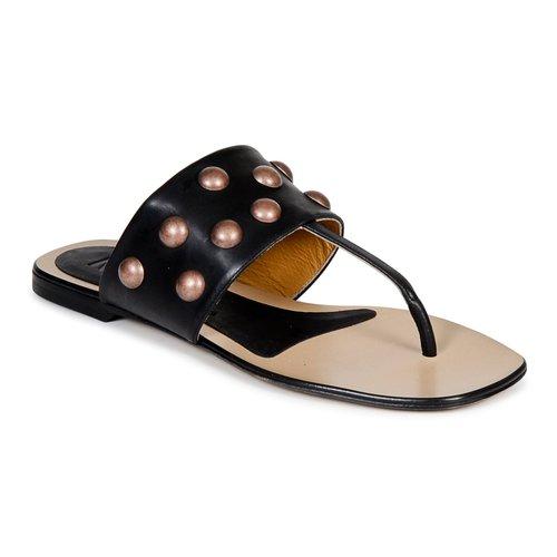 Zapatos Mujer Chanclas Keyté DELLIA Negro