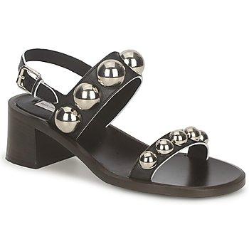 Zapatos Mujer Sandalias Marc Jacobs MJ18184 Negro