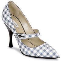 Zapatos Mujer Zapatos de tacón Marc Jacobs MJ18354 Gris