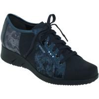 Zapatos Mujer Derbie Mephisto Melina marino