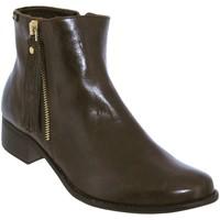 Zapatos Mujer Botines Mephisto Eugenie Cuero marrón