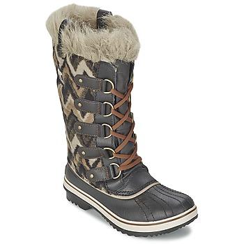 Zapatos Mujer Botas de nieve Sorel TOFINO Gris