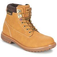 Zapatos Hombre Botas de caña baja Kangaroos K-BOOT MEN 7033 Miel