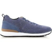 Zapatos Hombre Zapatillas bajas Hogan HXM2610K200IHHU803 blu