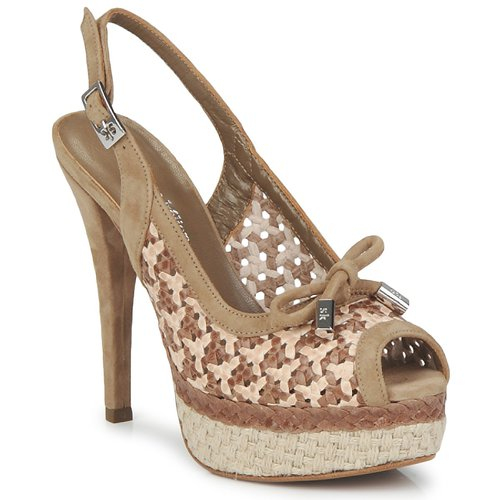 Los zapatos más populares para hombres y mujeres Zapatos especiales Stéphane Kelian LUDILOU Duna - arcilla