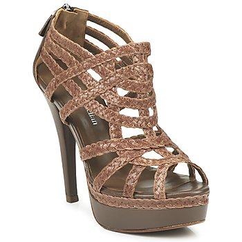 Zapatos Mujer Sandalias Stéphane Kelian LOULOU Arcilla
