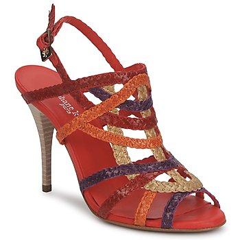 Zapatos Mujer Sandalias Stéphane Kelian OPERA Bronce - multicolor