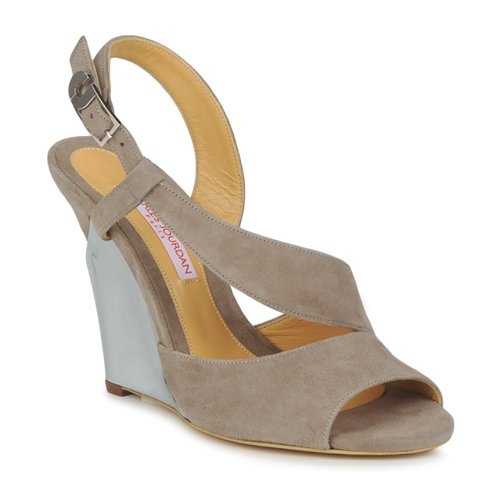 Zapatos Mujer Sandalias Charles Jourdan PALOMA Visón