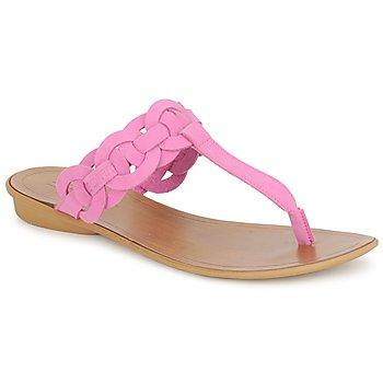 Zapatos Mujer Chanclas Esprit KARAYAN TONGUE Fucsia