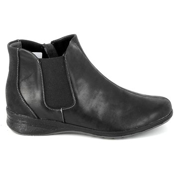 Zapatos Mujer Botas Boissy Boots 7514 Noir Negro