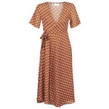 textil Mujer Vestidos largos Betty London KEYLA Marrón
