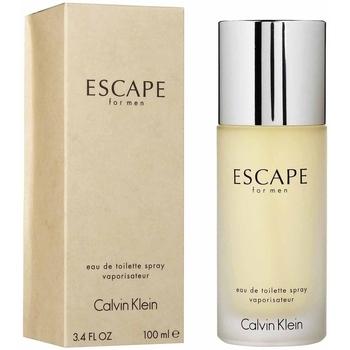 Belleza Hombre Agua de Colonia Calvin Klein Jeans Escape - Eau de Toilette - 100ml - Vaporizador parent
