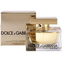 Belleza Mujer Perfume D&G The One - Eau de Parfum - 75ml - Vaporizador