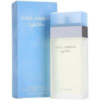 Belleza Mujer Agua de Colonia D&G Light Blue - Eau de Toilette _ 100ml - Vaporizador