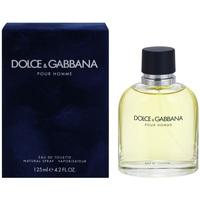 Belleza Hombre Agua de Colonia D&G Pour Homme - Eau de Toilette - 125ml - Vaporizador