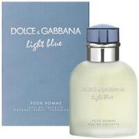 Belleza Hombre Agua de Colonia D&G Light Blue - Eau de Toilette - 125ml - Vaporizador