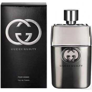 Belleza Hombre Agua de Colonia Gucci Guilty Homme - Eau de Toilette - 90ml - Vaporizador