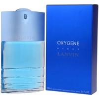 Belleza Hombre Agua de Colonia Lanvin Oxygene Homme - Eau de Toilette - 100ml - Vaporizador