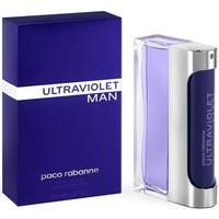 Belleza Hombre Agua de Colonia Paco Rabanne Ultraviolet Man - Eau de Toilette - 100ml - Vaporizador
