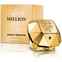 Belleza Mujer Perfume Paco Rabanne Lady Million - Eau de Parfum  - 80ml - Vaporizador