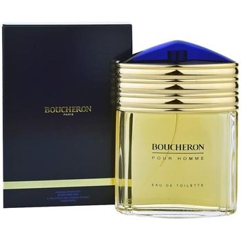 Belleza Hombre Agua de Colonia Boucheron Pour Homme - Eau de Toilette - 100ml - Vaporizador pour homme - cologne - 100ml - spray