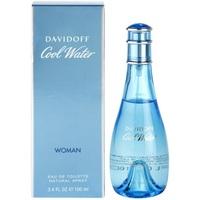 Belleza Mujer Agua de Colonia Davidoff Cool Water - Eau de Toilette - 100ml - Vaporizador