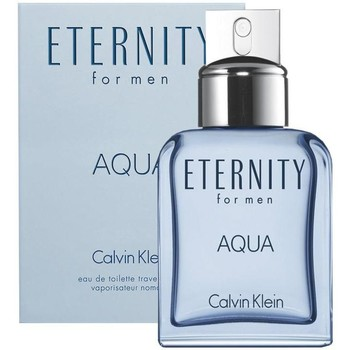 Belleza Hombre Agua de Colonia Calvin Klein Jeans Eternity Aqua - Eau de Toilette - 100ml - Vaporizador