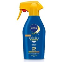 Belleza Protección solar Nivea Sun Spray Hidratante Fp20 - 300ml - Crema Solar
