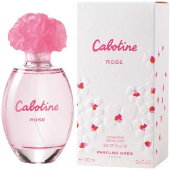 Belleza Mujer Agua de Colonia Gres Cabotine Rose - Eau de Toilette - 100ml - Vaporizador
