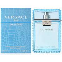 Belleza Hombre Agua de Colonia Versace Eau Fraiche - Eau de Toilette - 100ml - Vaporizador eau fraiche - cologne - 100ml - spray