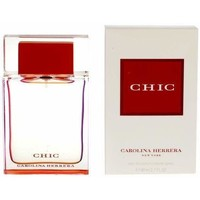 Belleza Mujer Perfume Carolina Herrera Chic - Eau de Parfum -  80ml - Vaporizador