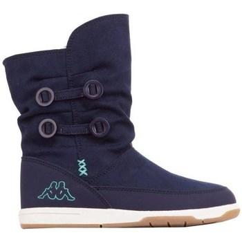 Zapatos Niños Botas de nieve Kappa Cream T Azul marino
