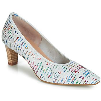 Zapatos Mujer Zapatos de tacón Perlato MORTY Blanco