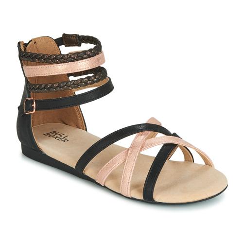 Zapatos Niña Sandalias Bullboxer AED009 Negro