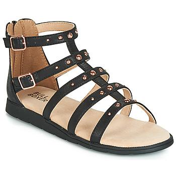 Zapatos Niña Sandalias Bullboxer AGG021 Negro