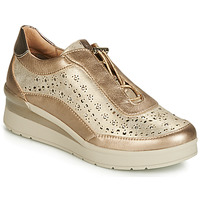 best cheap 12ce8 83bfd Laminated Mujer Zapatos Lth Stonefly Zapatillas Cream 15 Oro Bajas YdFF4q