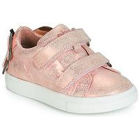 Zapatos Niña Zapatillas bajas Acebo's BAMBU Rosa