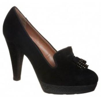 Zapatos Mujer Zapatos de tacón Ilario Ferucci Escarpins Dorothy Noir Negro