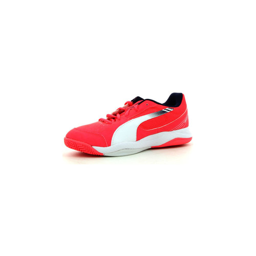Zapatos Niño Sport Indoor Puma Evospeed Indoor 5 3 V Junior Rojo