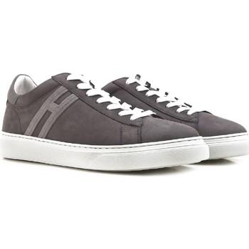 Zapatos Hombre Zapatillas bajas Hogan HXM3650J960I7PB414 grigio
