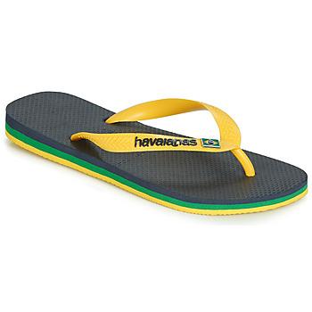 Zapatos Chanclas Havaianas BRASIL LAYERS Marino