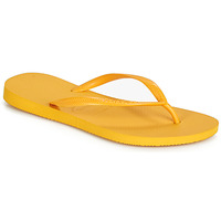 Zapatos Mujer Chanclas Havaianas SLIM Amarillo
