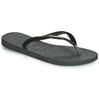 Zapatos Mujer Chanclas Havaianas SLIM VELVET Negro