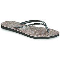 Zapatos Mujer Chanclas Havaianas SLIM CARNAVAL Negro