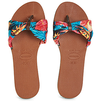 Zapatos Mujer Chanclas Havaianas YOU SAINT TROPEZ Florido